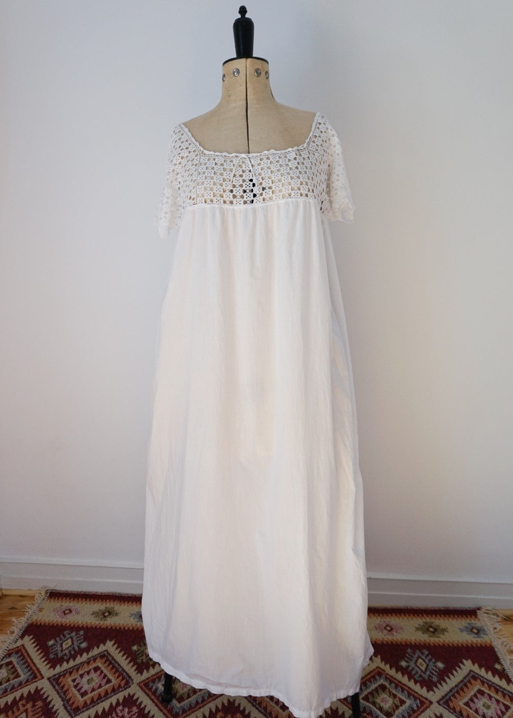 Vintage Edwardian Nightgown