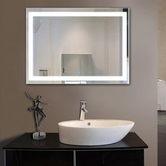 MSL-105 - Anti Fog LED Mirror - CCSUPPLY INC.