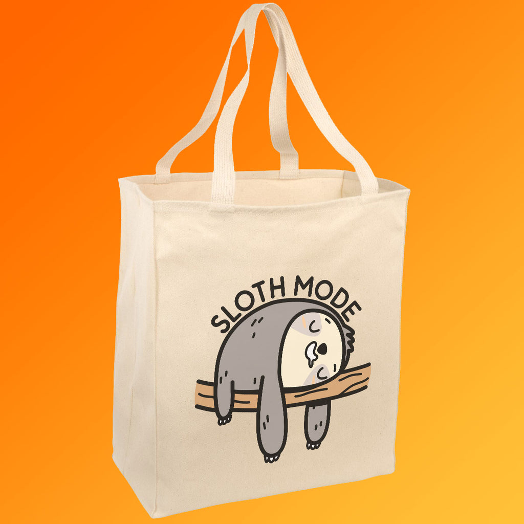Sloth Mode - Tote