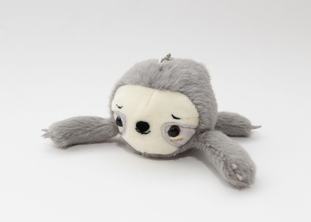 Awkward Sloth Mini Plush/Keychain