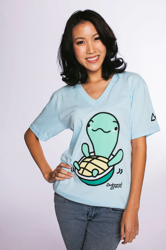 Awkward Turtle Tee (GIRLS)