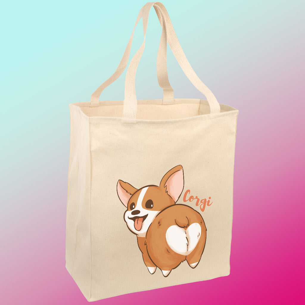 Coco the Corgi - Tote