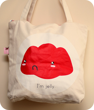I'M JELLY TOTE