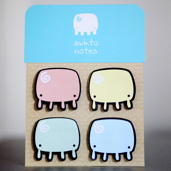Awkto Notes - Sticky Notes