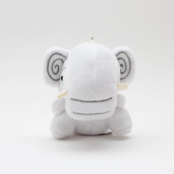 Awkward Elephant Mini Plush/Keychain