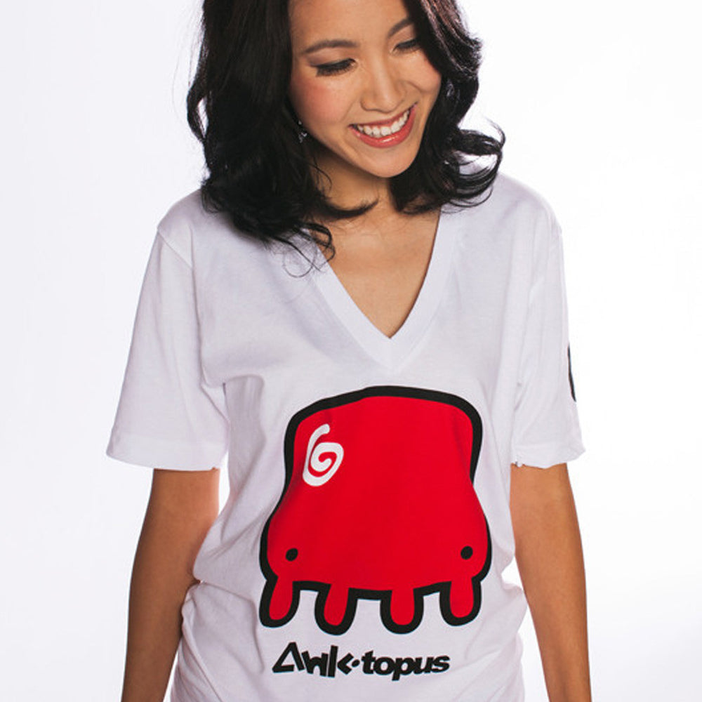 Awkward Octopus Tee (GIRLS)