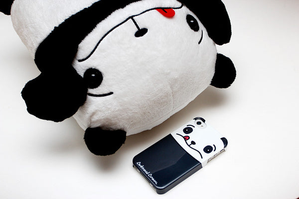 Awkward Panda iPhone 4 / 4S and 5 / 5S Case