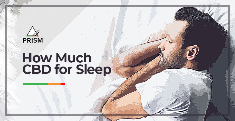 How Much CBD for Sleep
