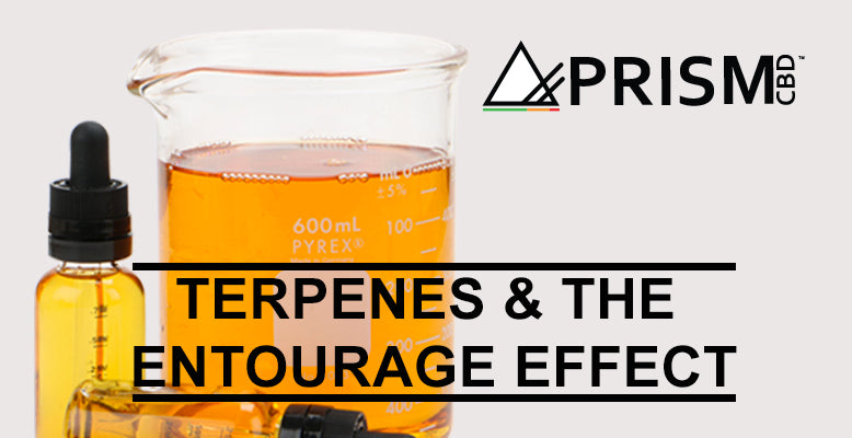 The Entourage Effect and Terpenes