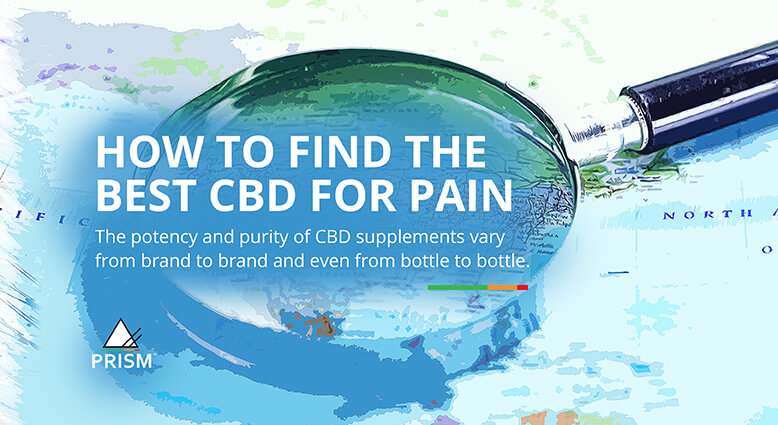How to find the best CBD for pain