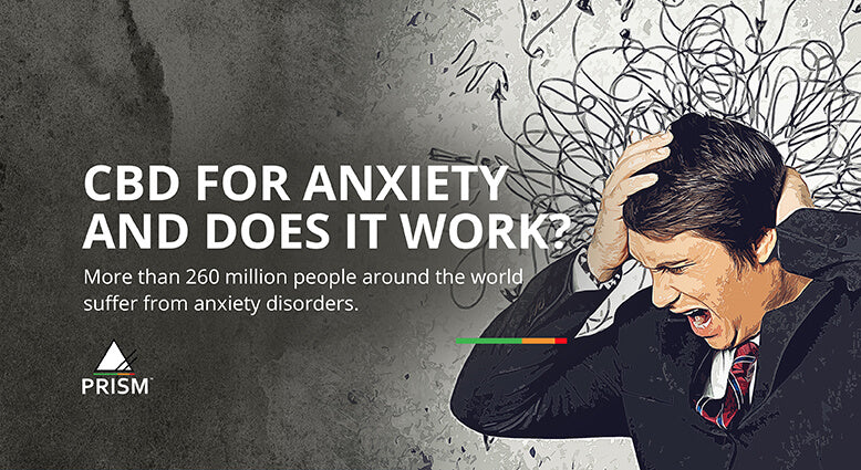 CBD for Anxiety and does it work?