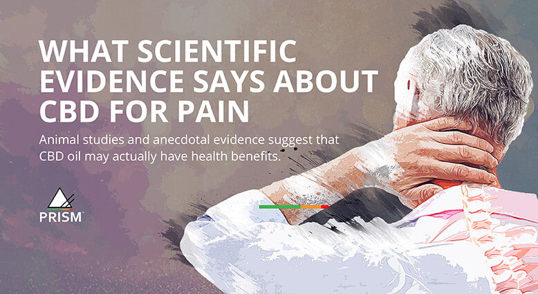 What scientific evidence says about CBD for pain