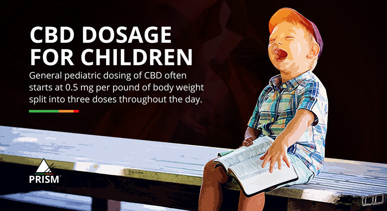 CBD dosage for children