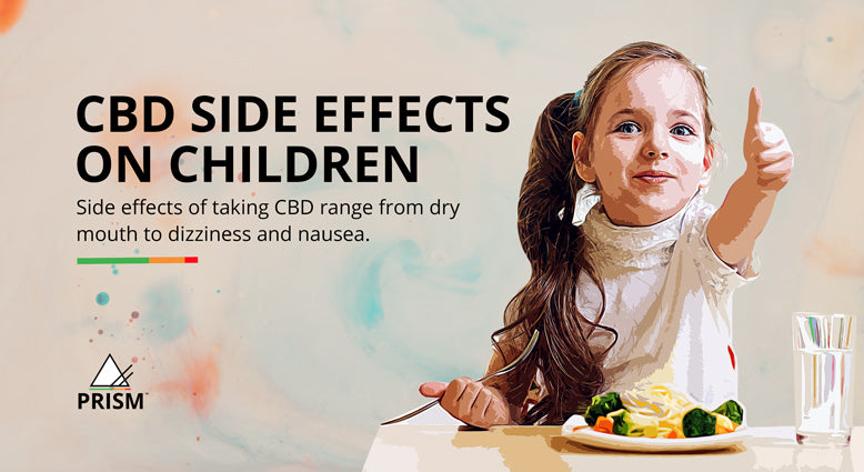 CBD side effects on children