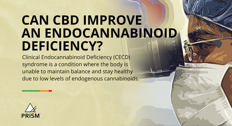 Can CBD improve an endocannabinoid deficiency?