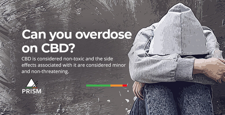 Can you overdose on CBD?