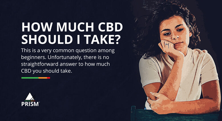 How much CBD should I take?