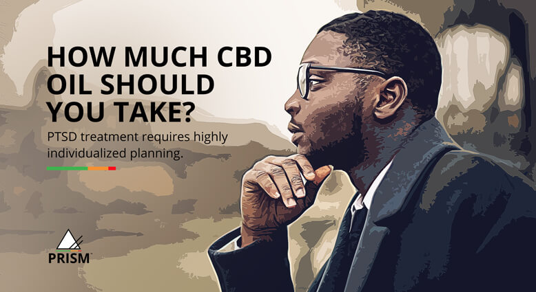 How much CBD oil should you take?