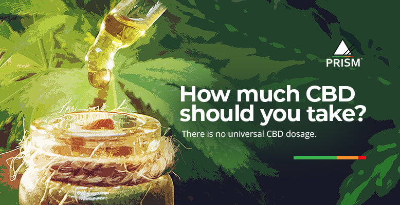 How much CBD should you take?