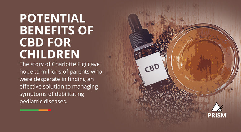 Potential benefits of CBD for children