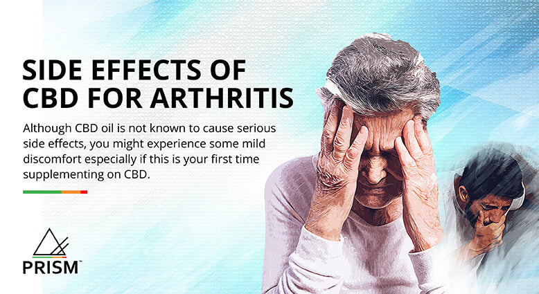 Side effects of CBD for arthritis