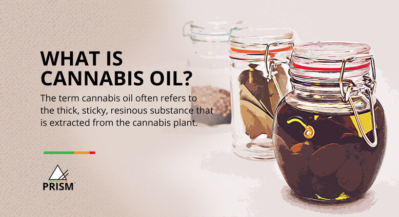 What is cannabis oil?