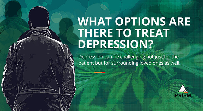 What options are there to treat depression