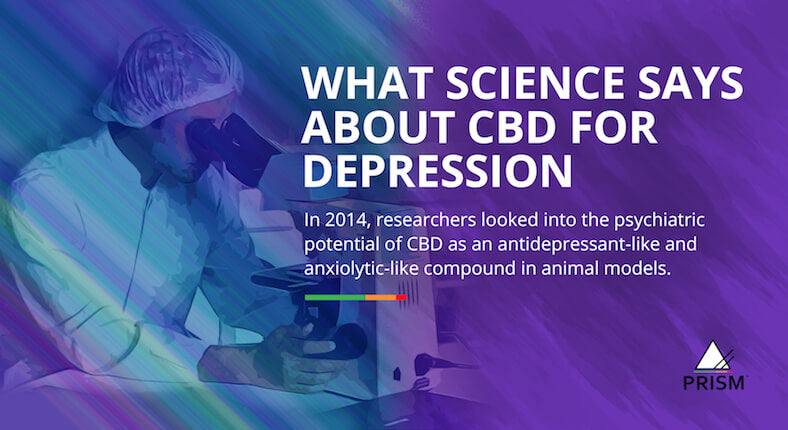 What science says about CBD for depression