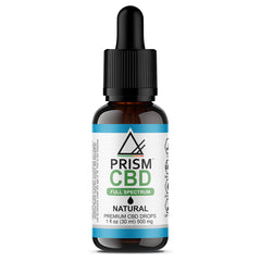 NATURAL CBD OIL (FULL SPECTRUM)