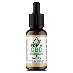 VANILLA CBD OIL (FULL SPECTRUM)