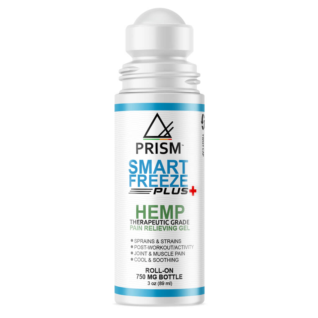 Smart Freeze Plus CBD Topical Gel