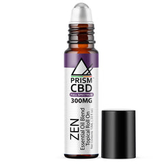 ZEN CBD ESSENTIAL OIL ROLL ON (FULL SPECTRUM)