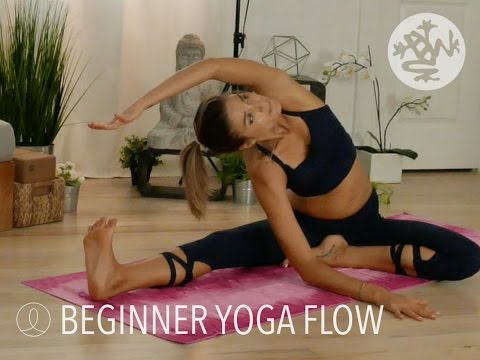 ProjectOM Beginner Yoga Flow
