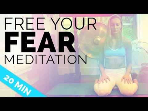 Day 9 Free From Fear Meditation