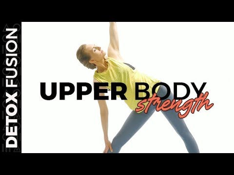 Day 1 - Upper Body Yoga Workout (40-Min)