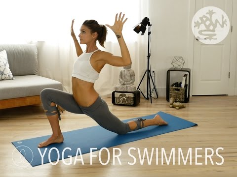 ProjectOM Yoga for Swimmers