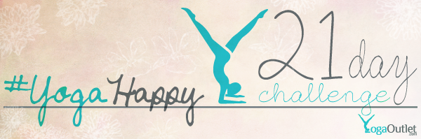 The #YogaHappy Challenge: Day 1
