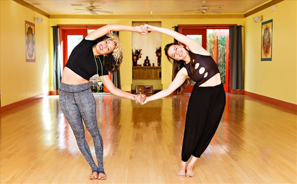 Yoga Studio of the Month: Laughing Lotus in San Francisco, CA