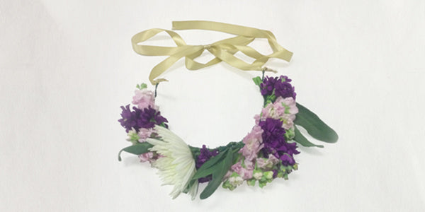 DIY: Flower Crowns