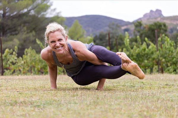 Yoga Teacher Q+A with Andrea Marcum