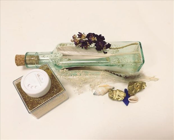 DIY: Wishing Bottle