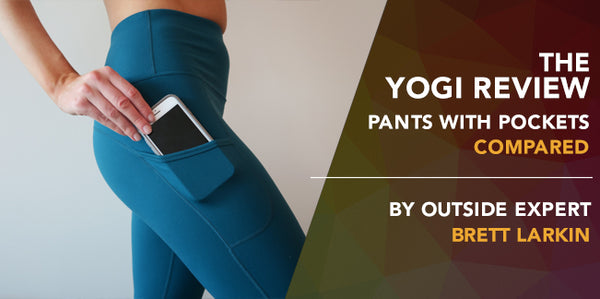 The Yogi Review: Yoga Pants with Pockets