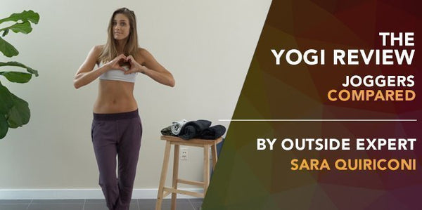 The Yogi Review: Joggers Compared