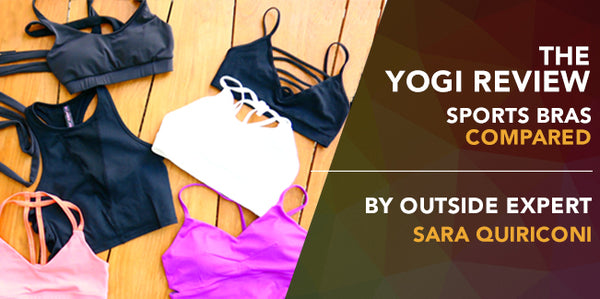 The Yogi Review: Sports Bras Compared
