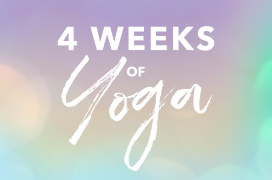 National Yoga Month: 4 Weeks of Yoga