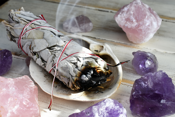 How to Purify Your Home by Smudging