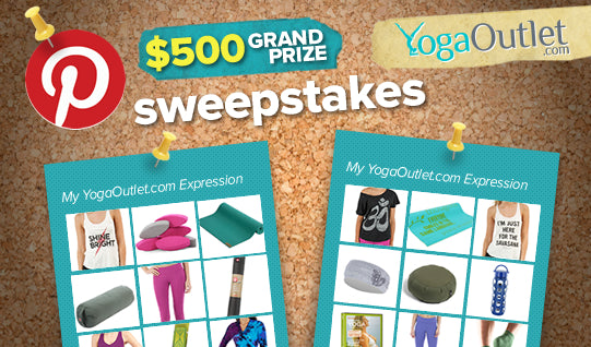 Celebrate National Yoga Month: Create Your Ultimate Expression on Pinterest for a Chance to Win!