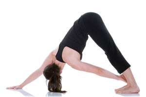 How to Do Revolved Downward-Facing Dog Pose in Yoga