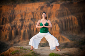 How to Do Goddess Squat in Yoga
