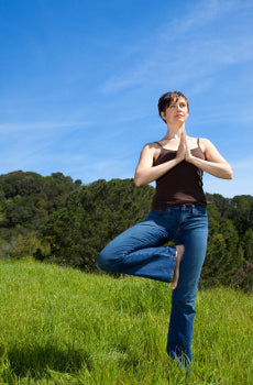 Yoga Standing Balance Poses for Beginners